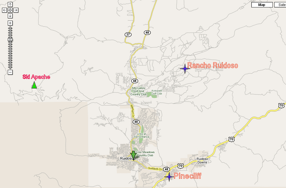 Ruidoso Map Related Keywords Amp Suggestions  Ruidoso Map